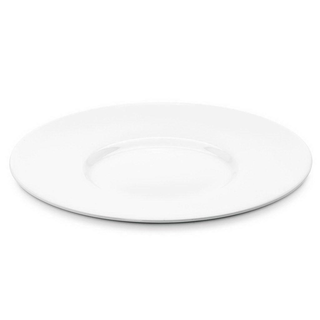 Figgjo Grad talíř se širokým okrajem ø27cm/H2,5cm