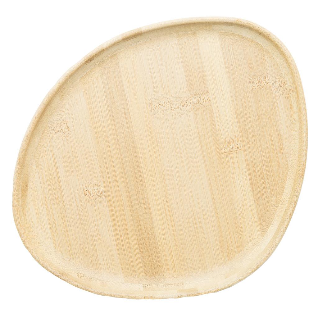Cookplay Yayoi bambusový tác 31x29x2,5cm