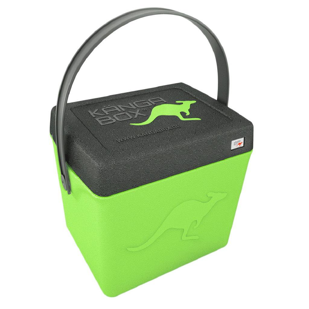 KÄNGABOX® termobox Trip 20l limetově zelená