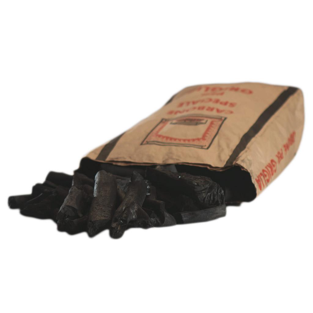 X-OVEN Canutillo dřevěné uhlí 8kg pytel