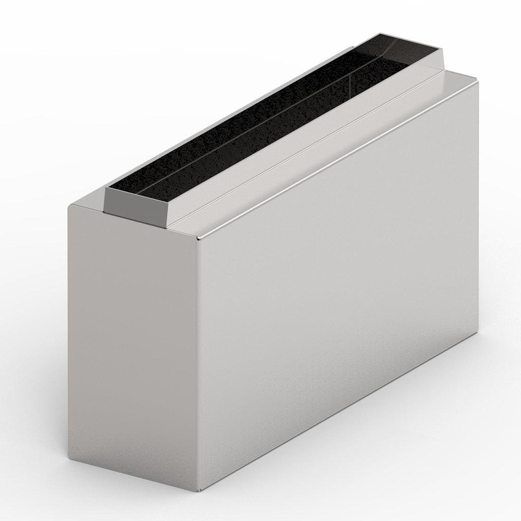 X-OVEN Nádstavec na výstupní ventil pro odtah kouře 20cm
