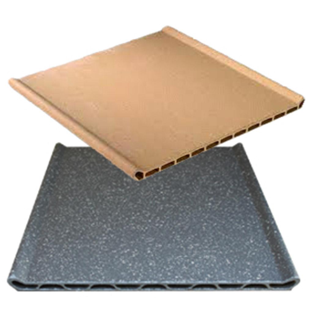 X-OVEN Sada hliněných tálů (hliněný tál GN2/3 + hliněný tál s nepřilnavým povrchem GN2/3)