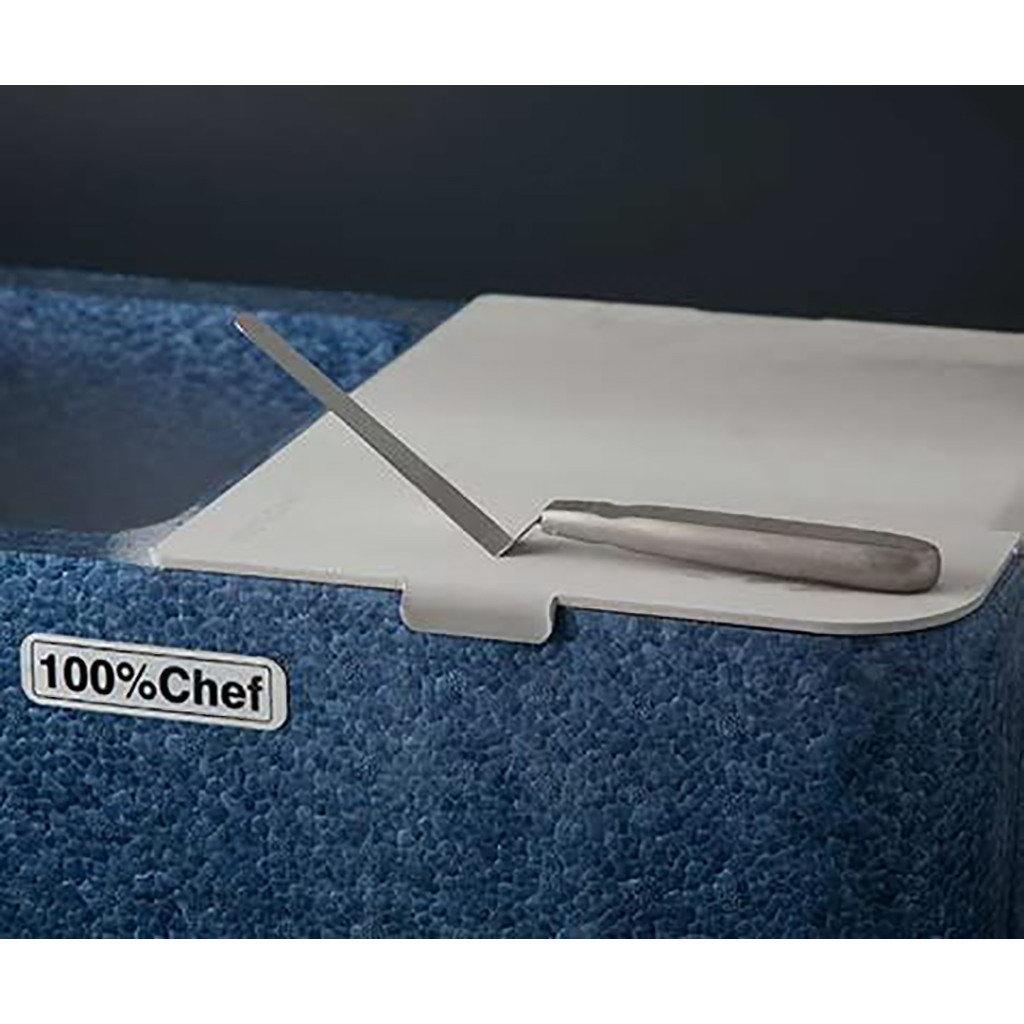 100% Chef náhradní kovový tác pro Teppan Salva-G
