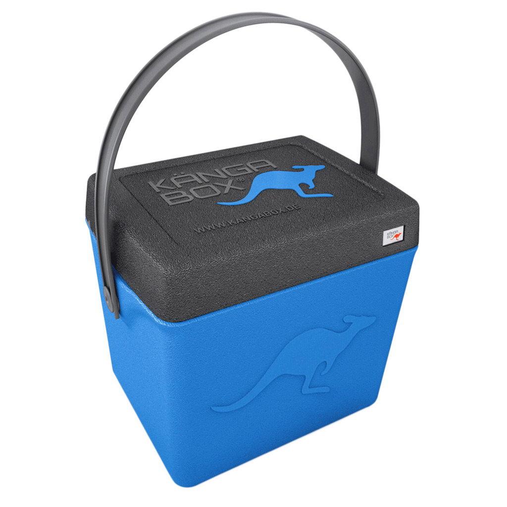 KÄNGABOX® termobox Trip 20l modrá