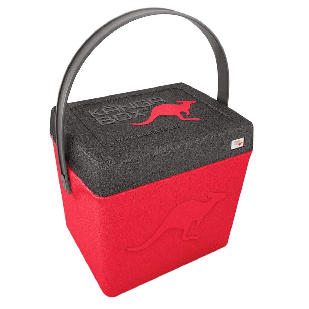 KÄNGABOX® termobox Trip 20l červená