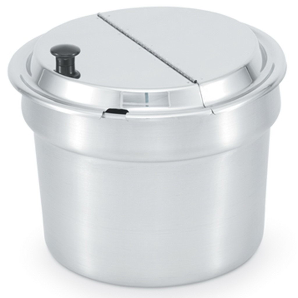 Vollrath Lid With Hinge For 78204