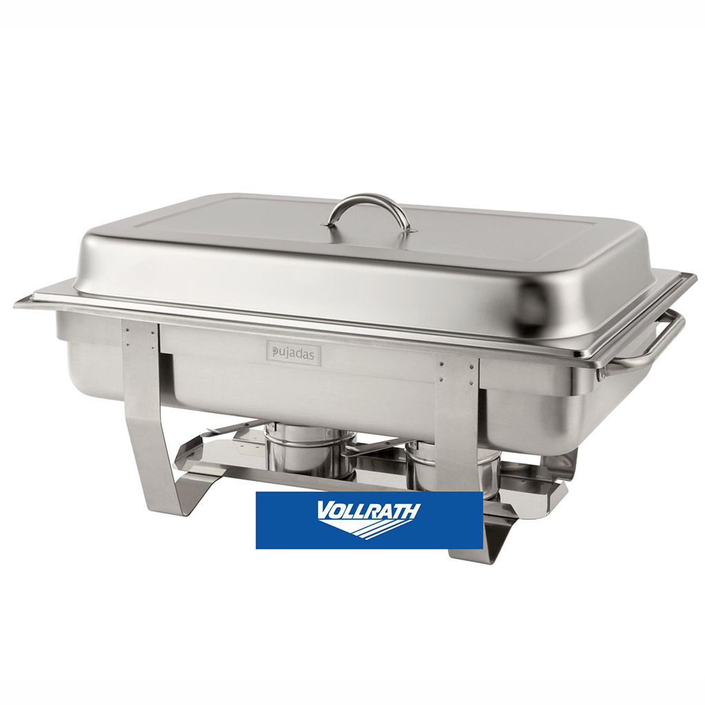 Vollrath Econ. Chafing Dish With Lid