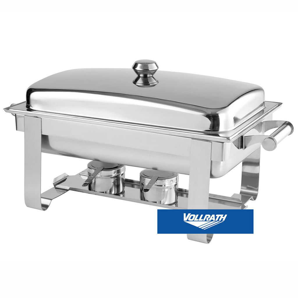 Vollrath Chafing Dish With Lid