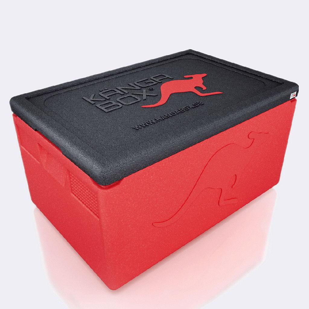 KÄNGABOX® - Professional GN 1/1 - 48l - červený