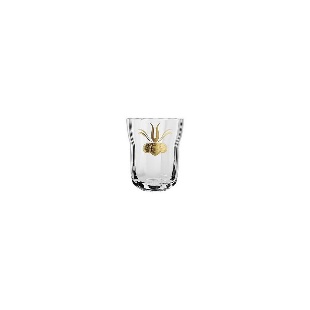 Hering Berlin Alif water glass ø76 h94 V220ml