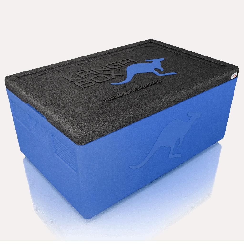 Kängabox termobox Expert GN1/1 39l modrá