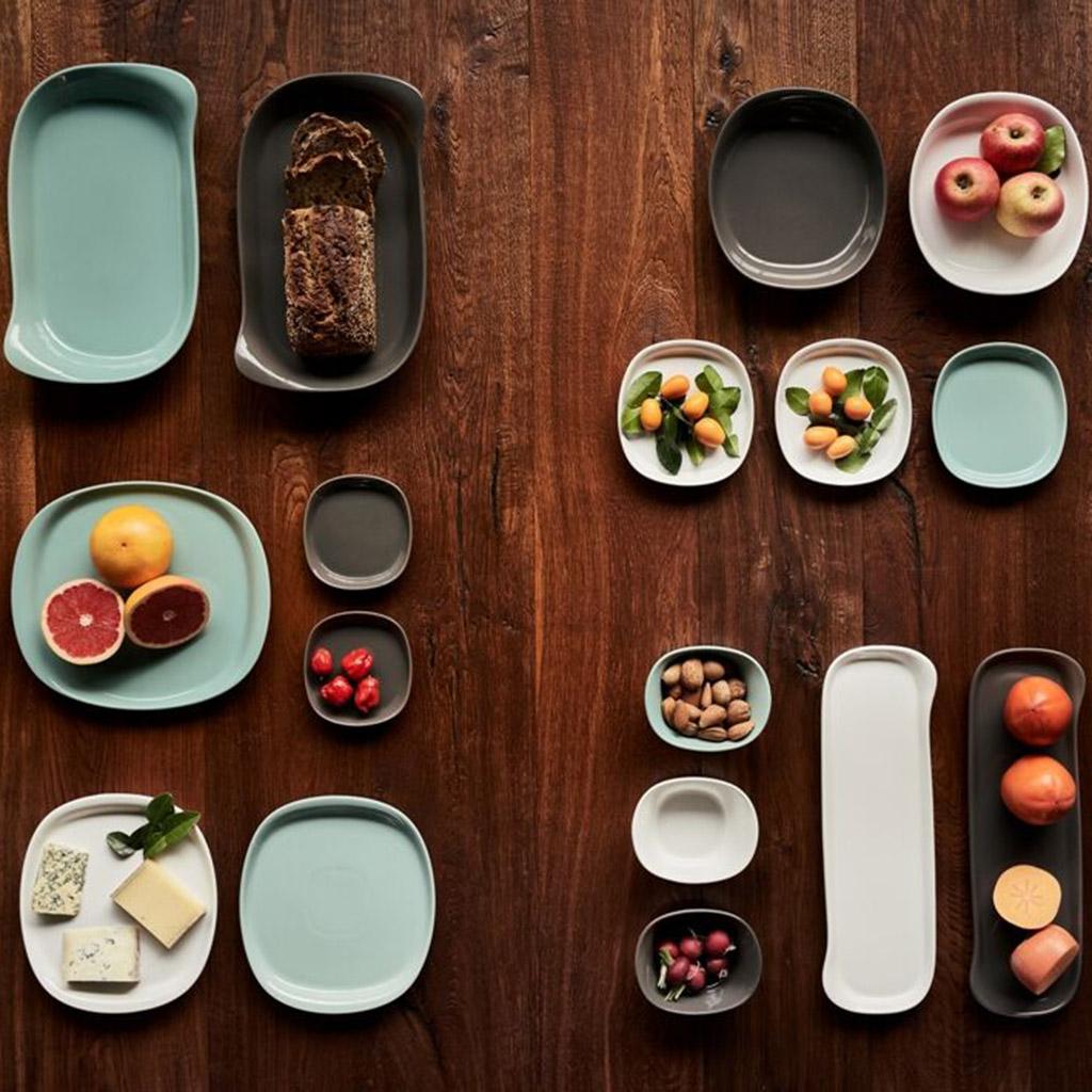 Cookplay Naoto Plate ⌀ 29 White