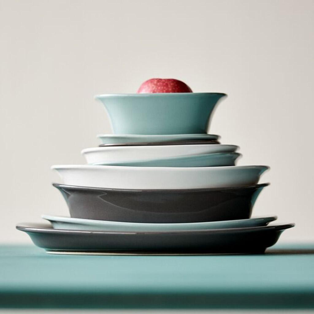 Cookplay Naoto Bowl White