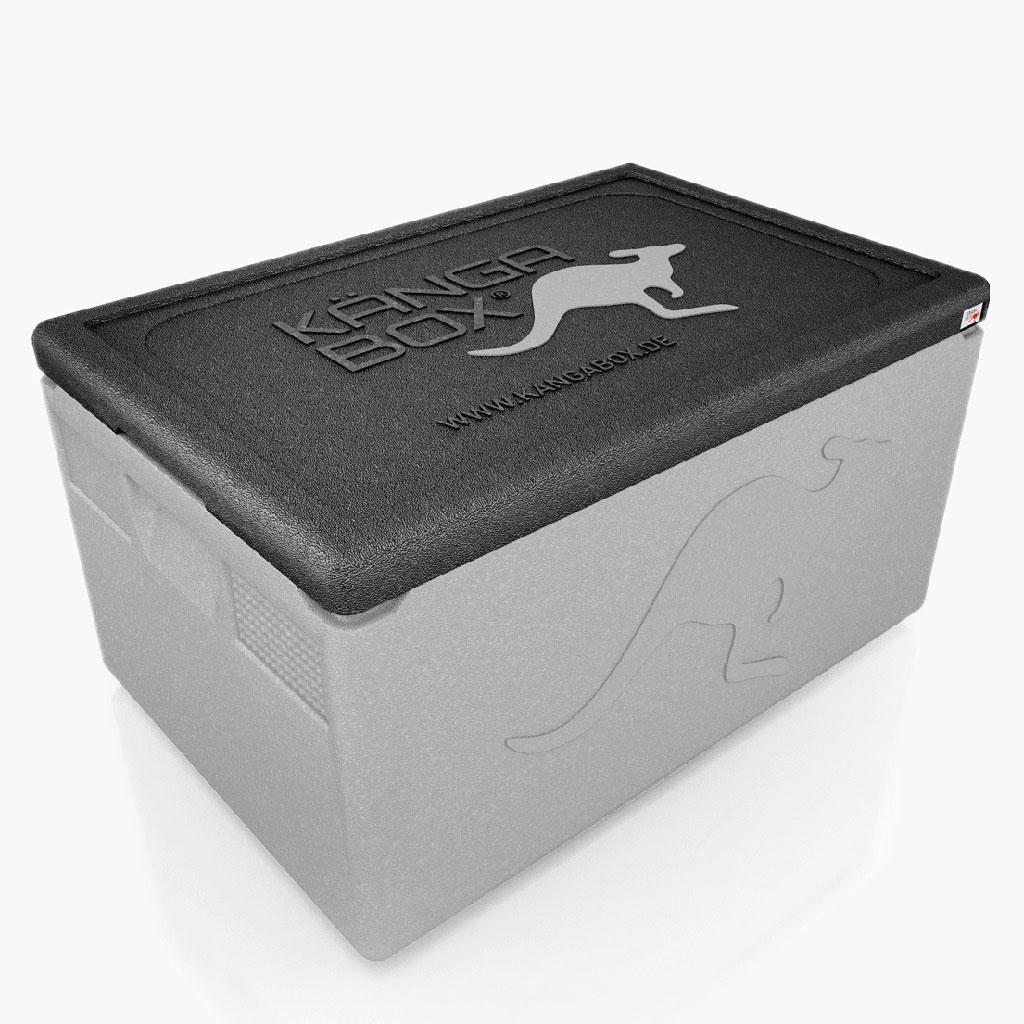 Kängabox termobox Professional GN1/1 48l stříbrná