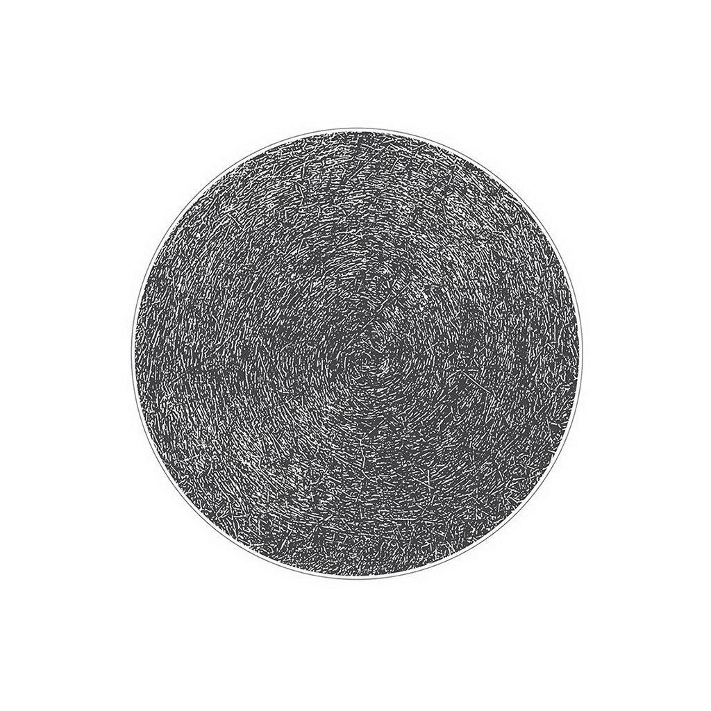 Figgjo Verde Gras Positive černý talíř ø17cm
