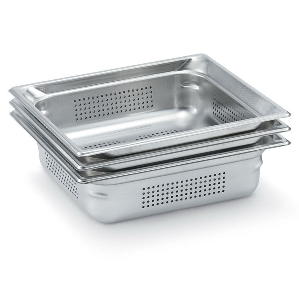 Vollrath 90023 Super Pan 3 Perforated Pans GN1/1 6,5cm
