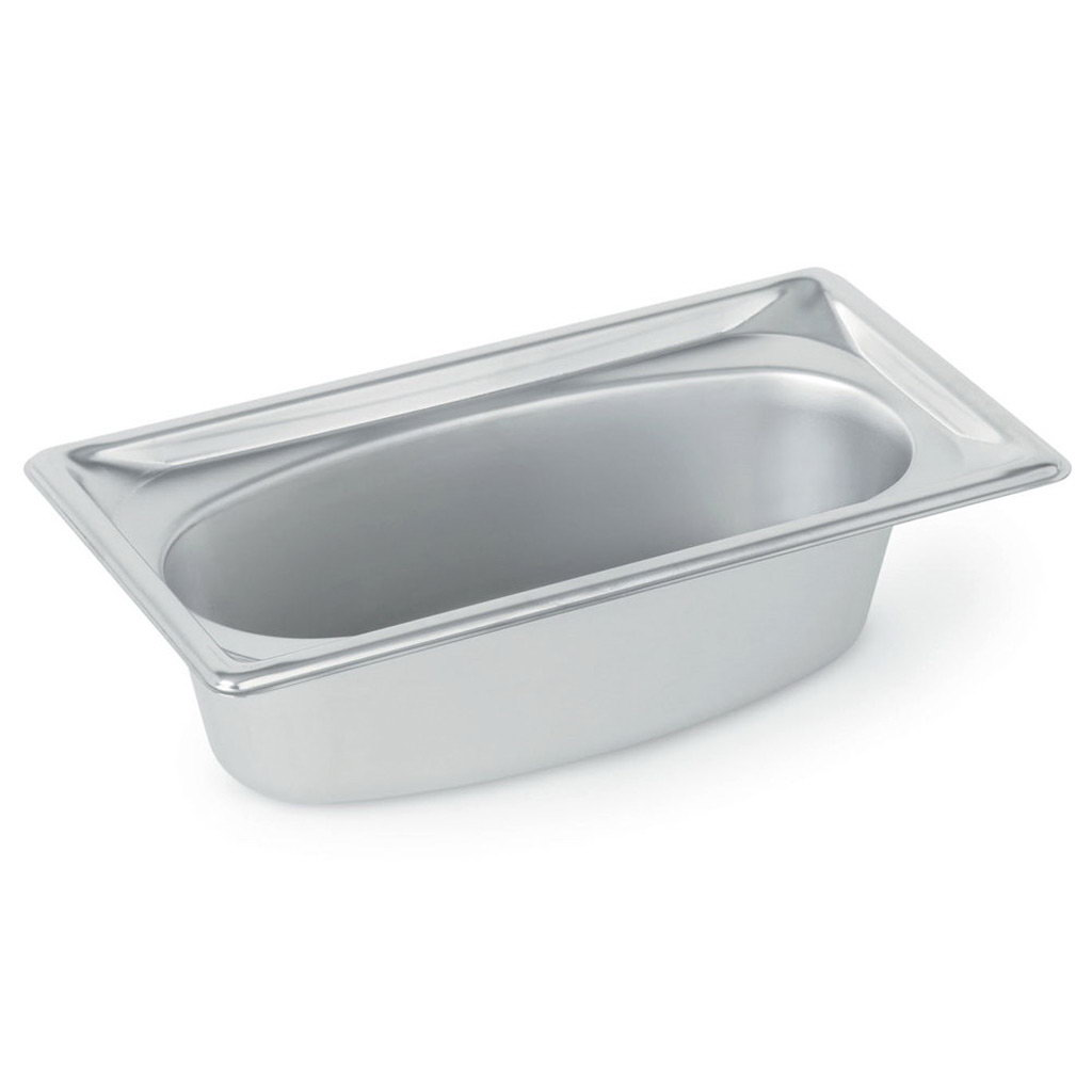 Vollrath 3103040 Super Pan Third Oval 10cm 2,1l