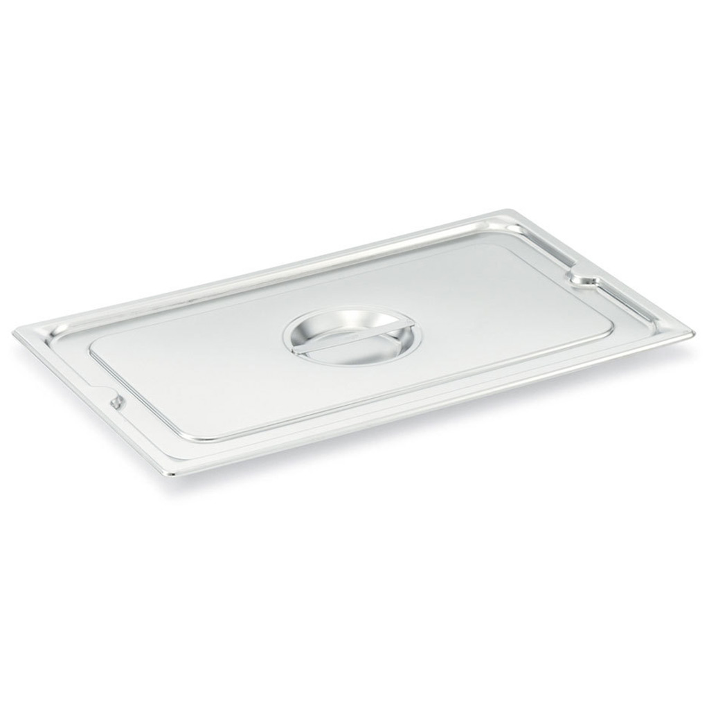 Vollrath 93300 Super Pan 3 Solid Covers GN1/3