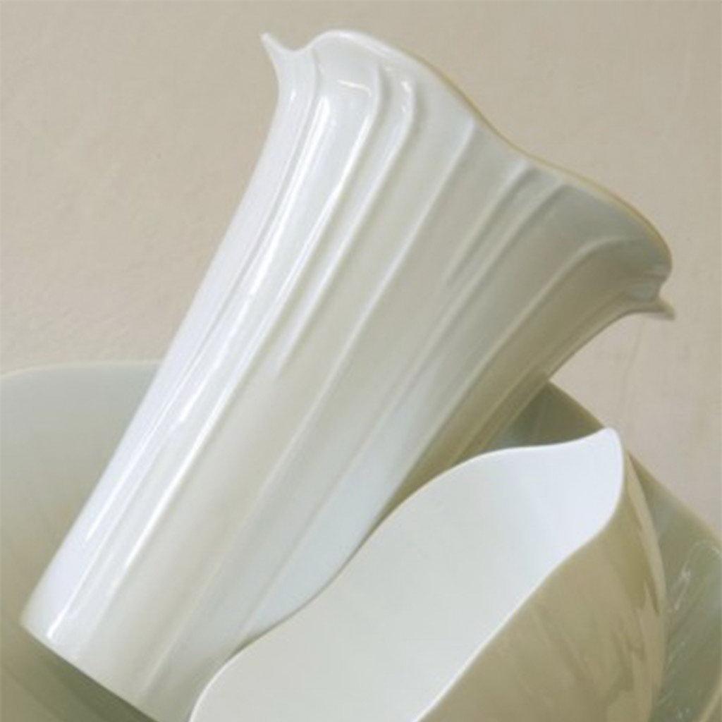 Jacques Pergay Lotus vase ø15cm