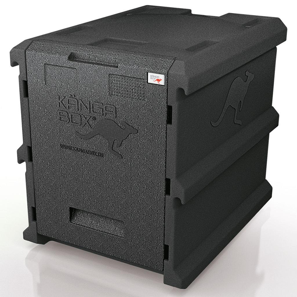 Kängabox termobox Tower 60x40 128l-10 černý