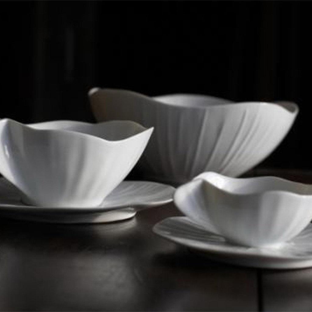 Jacques Pergay Lotus salad serving bowl ø28,5cm