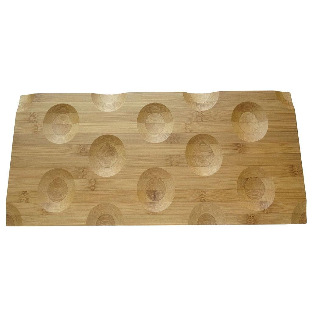 Cookplay Jo 8 bambusový tác 44x20x1cm