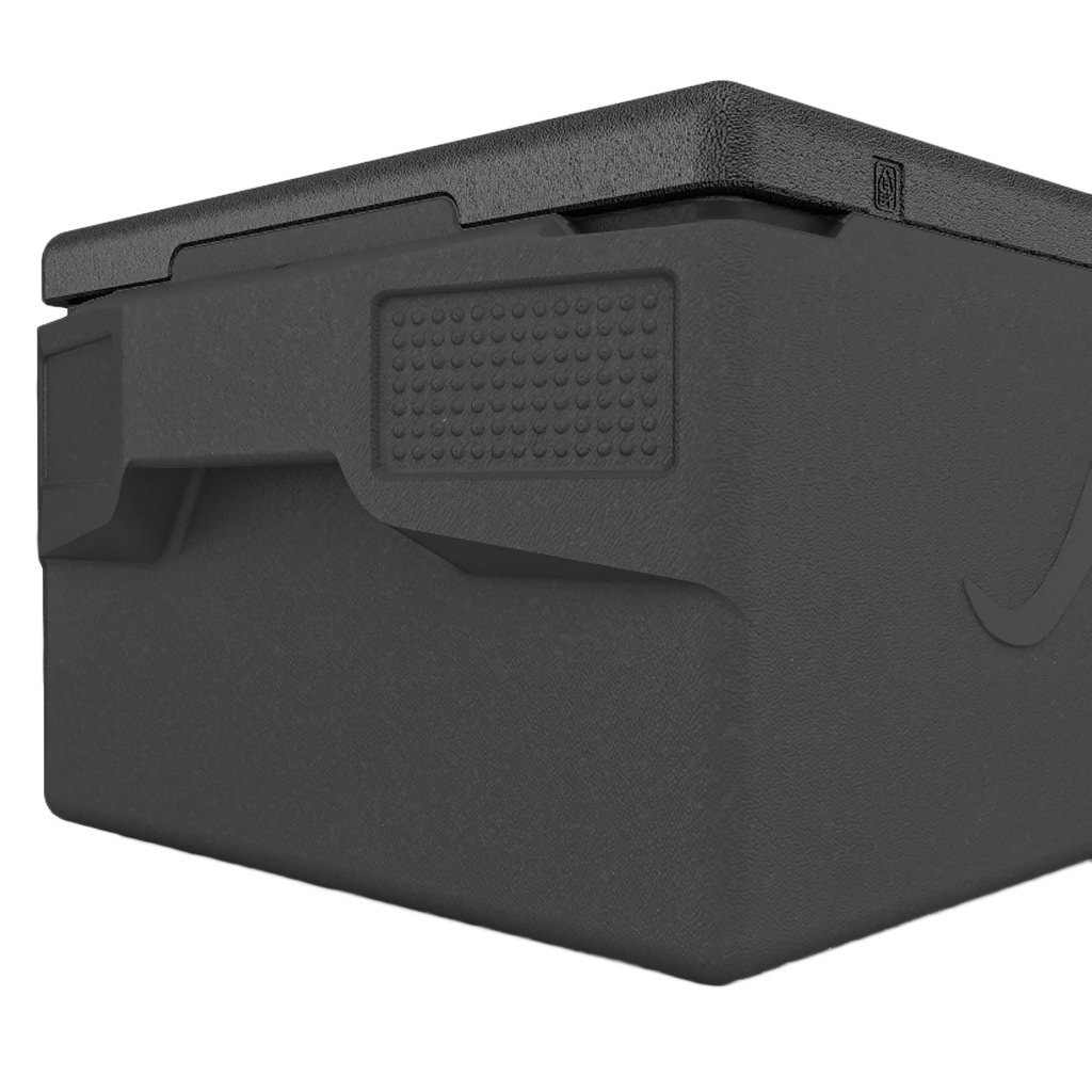 KÄNGABOX® termobox Professional plus GN 1/1 39l černý