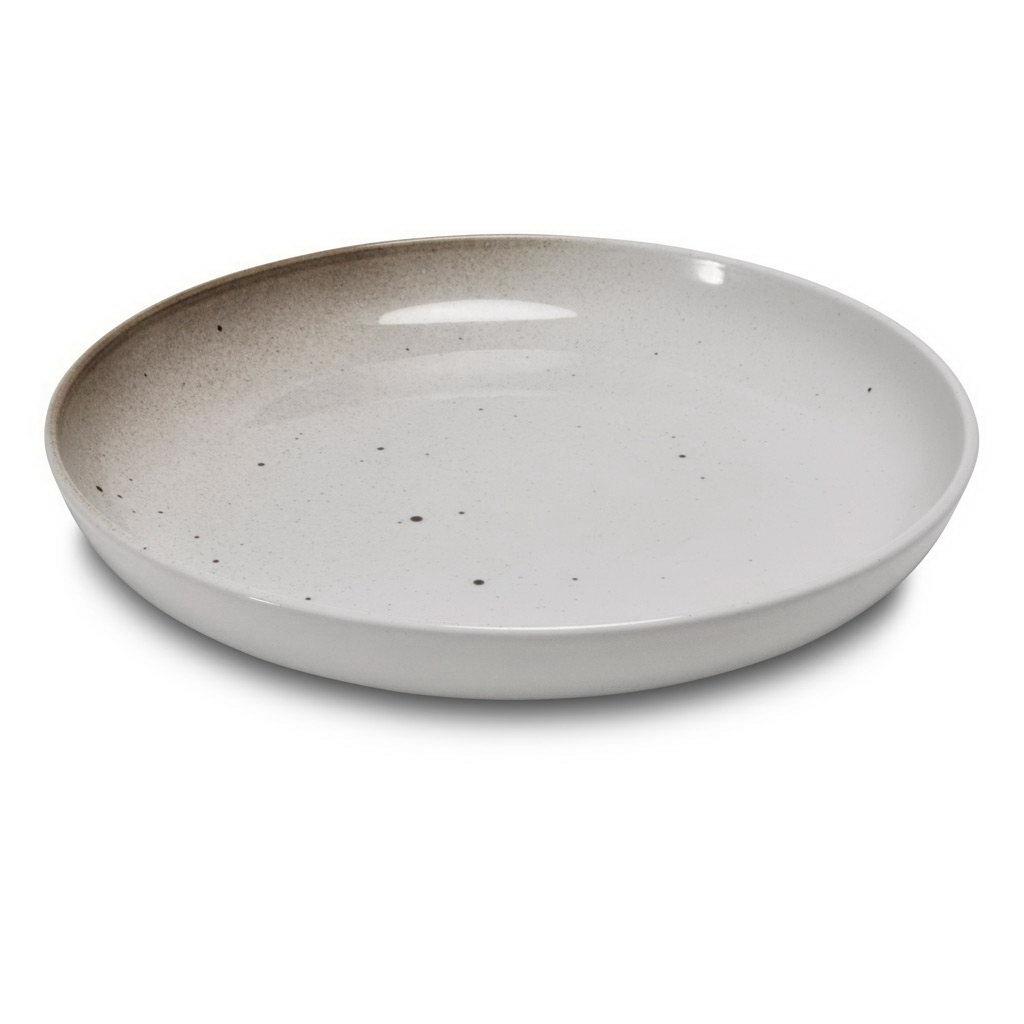 Figgjo Skygge talíř s vysokým praporem ø27cm