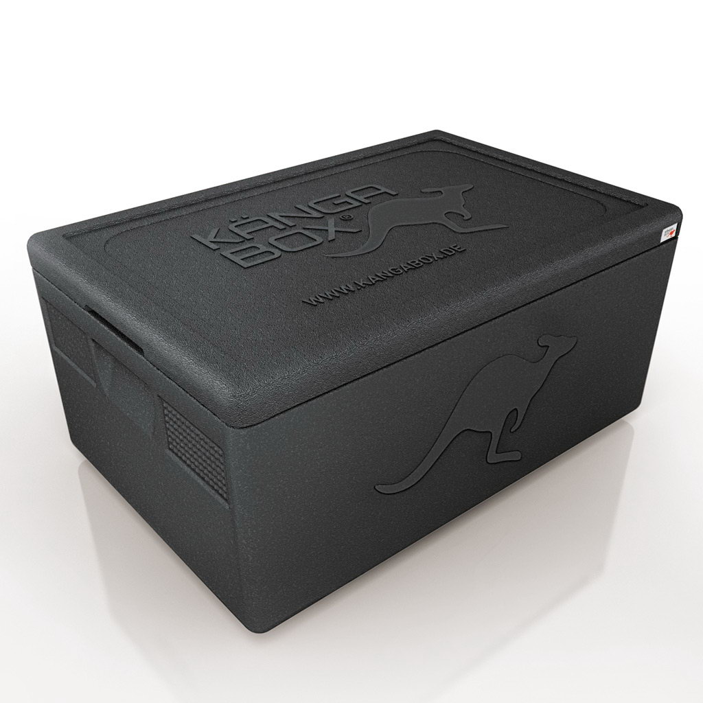 Kängabox termobox Expert GN1/1 30l černá