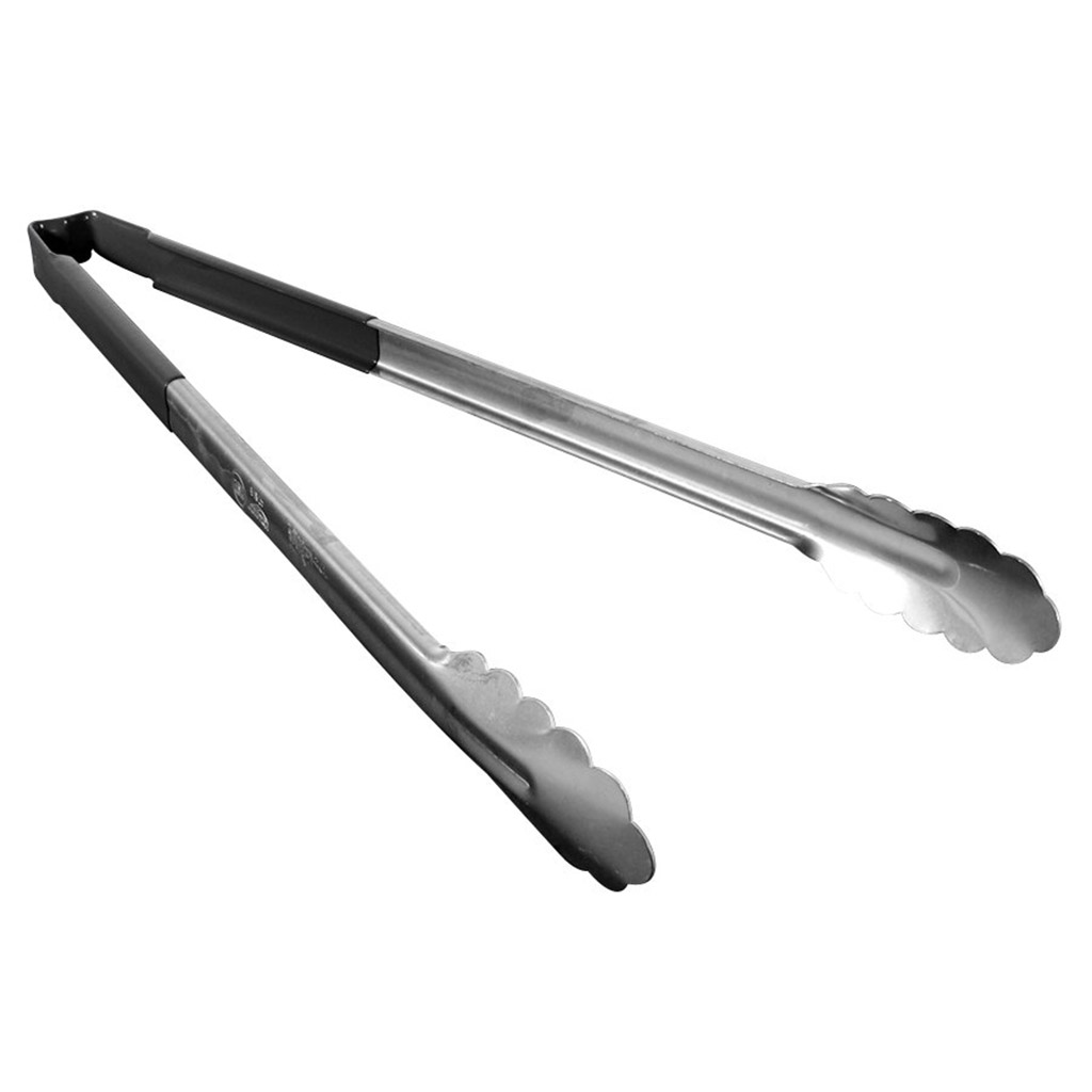 Vollrath 4781620 Kool-Touch® Tongs Scalloped Black 40,6cm