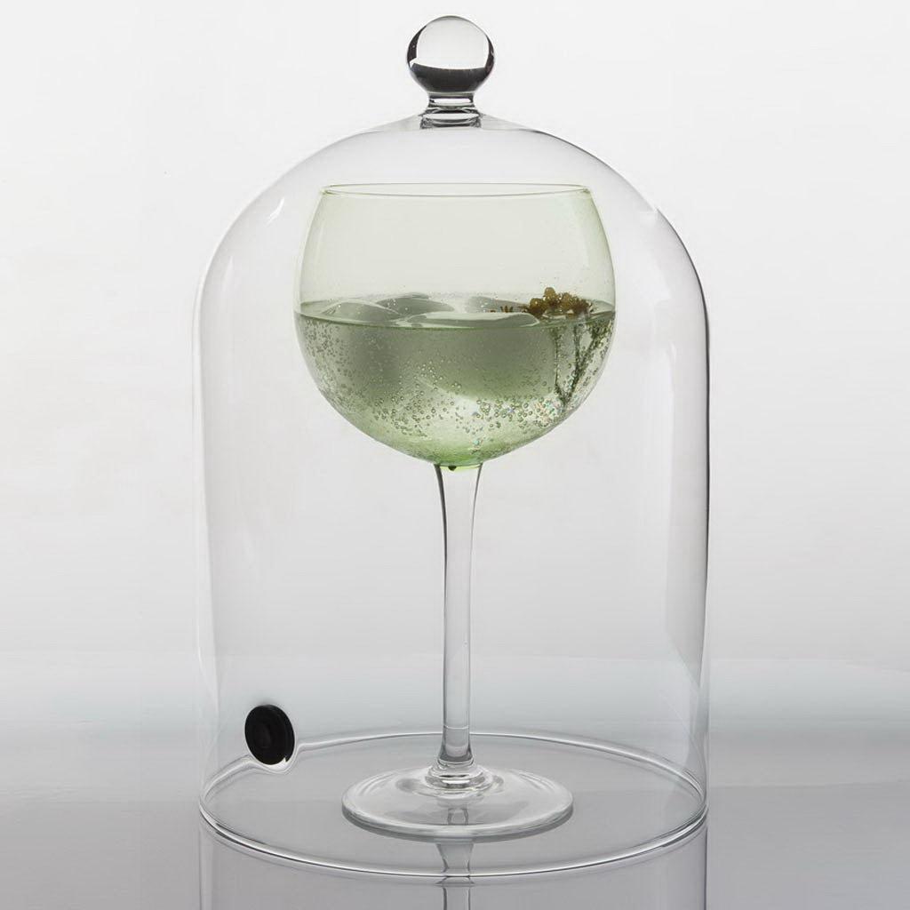 100% Chef Cocktail poklop ø18x25cm