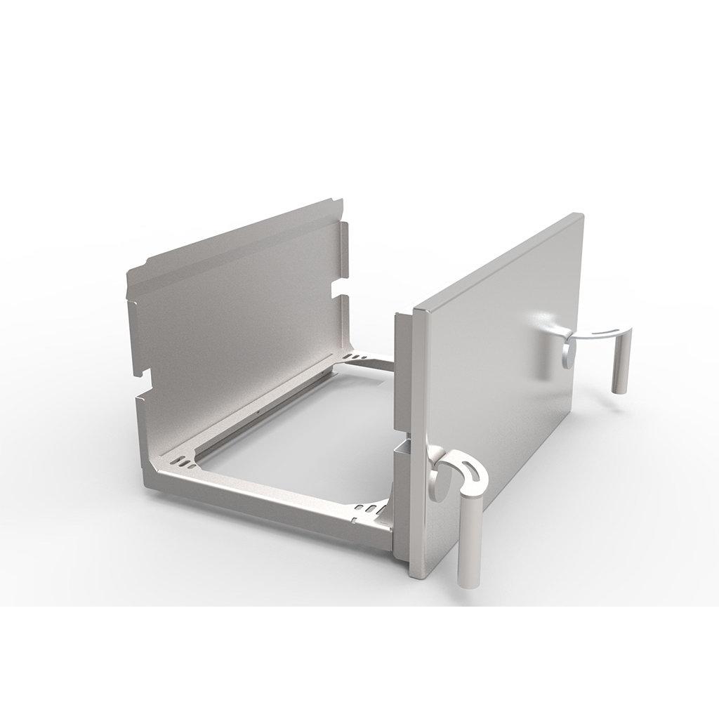 X-OVEN Dvojitý grilovací šuplík (grilovací rošt není v ceně)